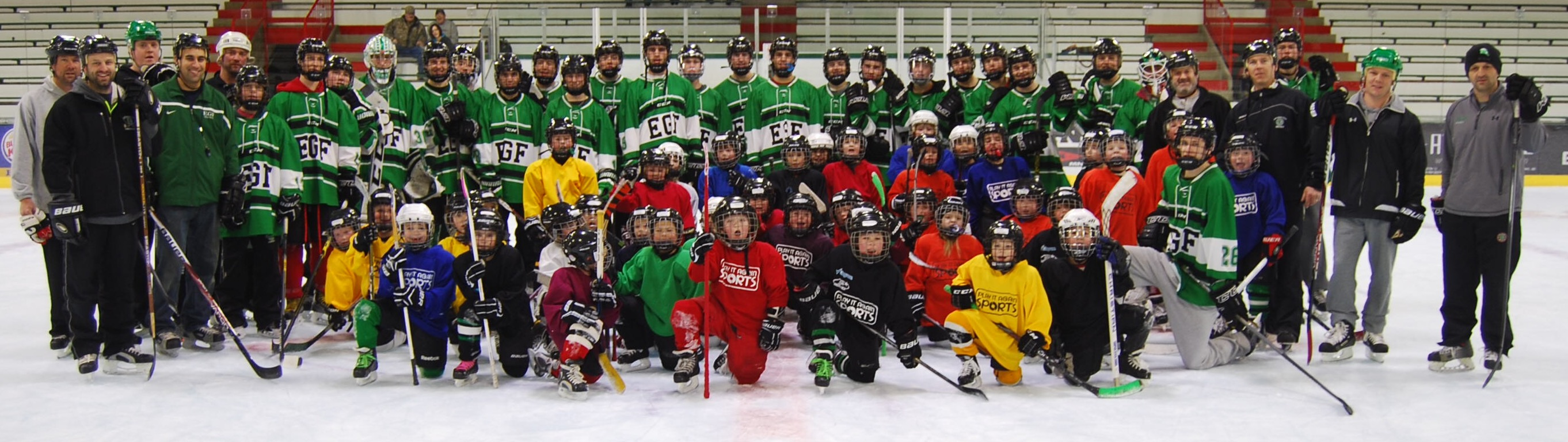 Hockey Teams and Coaches