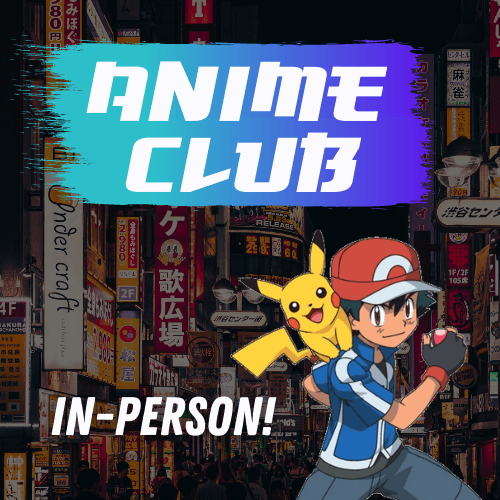 anime club in person