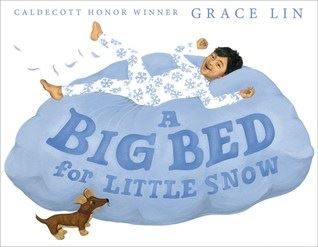 A Big Bed for Little Snow Book Cover