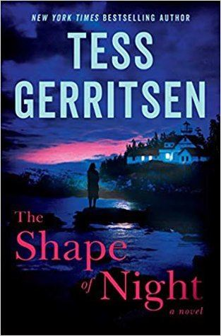 The Shape of Night Book Covere