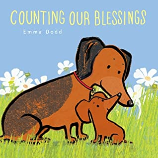 Counting our blessings book cover